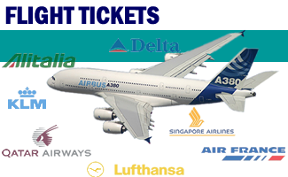flight and hotel reservations